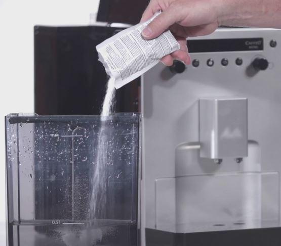 Afkalkning af din kaffemaskine – sådan gør du!