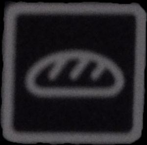 Bagning med varmluft i ovn - Quickparts hjælper med ovnens symboler